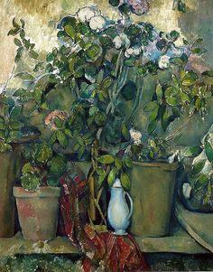 Cezanne Art, Paul Cezanne Paintings, Oil Paintings, Renoir, Aix En Provence, Paul Gauguin, Oil Painting Reproductions, Anime Comics, Art World