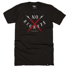 """""""No Regrets"""" Seam Ripper T-shirt"""