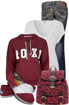 A fashion look from September 2012 featuring Roxy hoodies, LnA t-shirts and Big Star jeans. Browse and shop related looks. Outing Outfit, Big Star Jeans, Billabong Women, Casual Winter Outfits, Women Brands, Mom Style, Polyvore Outfits, Swagg, Autumn Winter Fashion