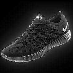 new product 4fed2 e55fd Nike HTM Flyknit Collection Black Nike Flyknit Black, Nike Free Flyknit,  Flyknit Trainer,