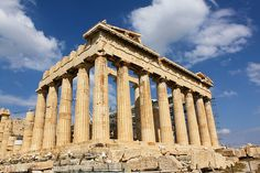 News from Greece about the Parthenon