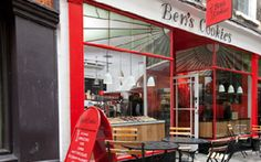Ben's Cookies, Covent Garden
