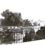 ww2 foto firenze The bombing of Campo di marte