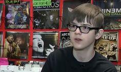 Record label kid