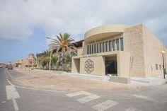 Recepção Hotel Oasis, Resorts, Cape Verde, Mansions, House Styles, Home, Morocco, Brazil, Manor Houses