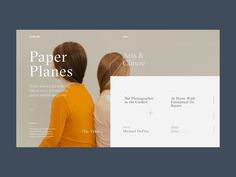 Paloma Lanna Fashion Designer Blog Loader Animation by Zhenya Rynzhuk - Dribbble