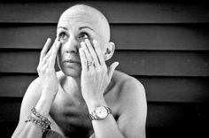 Woman tells her story of surviving breast cancer through blog and pictures