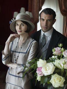 Lady Mary Crawley & Tony Gillingham