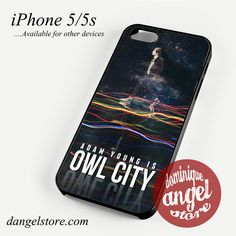 OWL City  Adam Young (2) Phone case for iPhone 4/4s/5/5c/5s/6/6 plus
