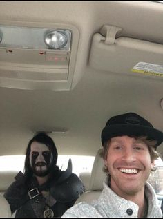 """Friend posted this to Facebook titled """"I love uber because you never know who will jump in the car."""". #Follow Me #CooliPhone6Case on Twitter Facebook Google Instagram LinkedIn Blogger Youtube"""