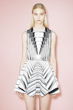 Resort 2014 Trend: Pattern Work (Peter Pilotto Resort 2014) [Courtesy Photo]