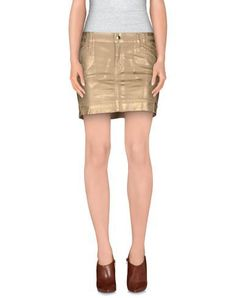 JUST CAVALLI Mini Skirt. #justcavalli #cloth #mini skirt