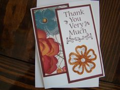 Thank you very much by KelserCrafts on Etsy