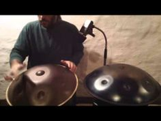 """▶ Carol of the Bells on Handpan (a.k.a. """"Hang Drum"""") - YouTube"""