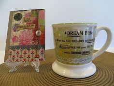 from blissfulfavs.com #uplifting #inspiring #coffee #coffeetime #coffeemug #giftidea #mothersday #graduation #kellyraeroberts