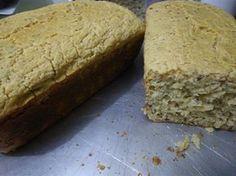 Pão de Aveia com Linhaça – Sem Glúten