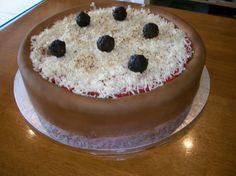 #PizzaCake #Aspoonfullasugar #Groomscakes
