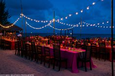 Events can happen out on the beach under the stars at Belize Ocean Club Resort and Spa! #Belize #Beach #Sandy #Ocean #Party #Events #Nightlife #Fun #Occasions #Resort #Spa #Travel #Trip #Vacations