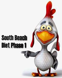 Why I Quit the South Beach #Diet Phase One Early  www.mommylivingthelifeofriley.com