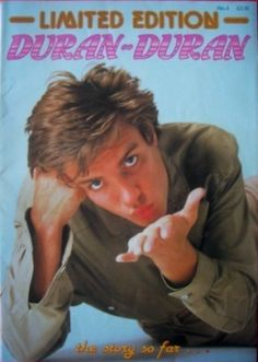 DURAN DURAN - LIMITED EDITION MAGAZINE 1983