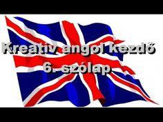 Kreatív angol kezdő (6.szólap) -  Hungarian English lesson, part Six