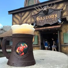 LeFou's Brew at Gaston's Tavern, Fantasyland, Magic Kingdom