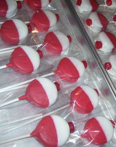 Fishing Bobber Oreo Pops Chocolate covered Oreo Fishing Bobbers Wedding Favors Birthday Party Favors 1 dozen Chocolate Covered Oreo Fishing Bobbers ~ (the red top is a gummie) This order is for 1 dozen ~ If Ordering more than 1 dozen ~ Please let me know Birthday Party Favors, First Birthday Parties, Boy Birthday, First Birthdays, Birthday Ideas, Fish Party Favors, Fish Cake Birthday, Birthday Quotes, Oreo Pops