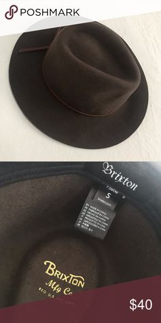 2f785f8b7a5f6 Shop Women s Brixton Brown size Medium Accessories at a discounted price at  Poshmark.