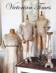 Victorian Times: Maison Romantique