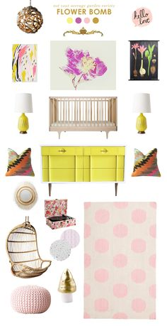 baby girl nursery room ideas 189573465539314582 - Not too girlie… A little vintage… And my fav swinging egg chair. Baby Kathryn's room? Girl Nursery Colors, Nursery Themes, Nursery Room, Room Baby, Floral Nursery, Baby Rooms, Room Colors, Nursery Decor, Babies Rooms