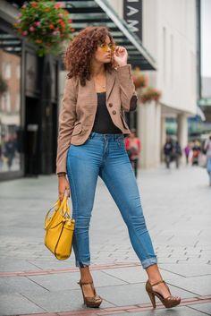 Professional Portrait Photographer - James A Photography - Fashion - Ladies Fashion - Exeter - Devon - Devon Model - Devon Photography - High Fashion - Blazer - Smart Casual - Ladies Style