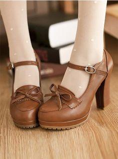 Винтажные туфли / Vintage shoes  #vintageshoes