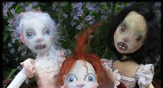 Six Spooky Doll Names for Halloween
