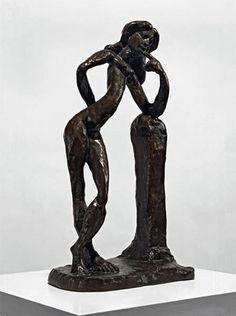Henri Matisse La serpentine 1909 bronze 56.5 x 28 x 19 cm