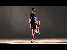 Hip Strengthening- Michael Gonzalez-Wallace shows a great exercise for your hips. This exercise trains the muscles in your hip while strengthening your core and improving your sense of balance.