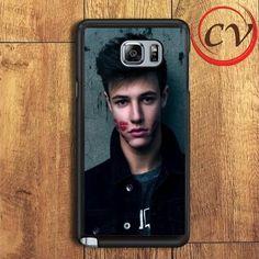 Cameron Alexander Dallas Samsung Galaxy Note 5 Case