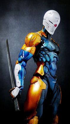 Gray Fox - Cyborg Ninja (Play Arts Kai) | por Jova Cheung