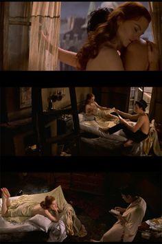 moulin rouge Satine Moulin Rouge, Moulin Rouge Movie, Le Moulin, Han And Leia, Beautiful Love Stories, Ewan Mcgregor, Film Aesthetic, Nicole Kidman, Best Couple