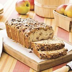 Praline-Apple Bread