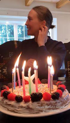 Happy Birthday Beautiful, Vera Farmiga, The Conjuring, Aloe Vera, Birthday Candles, Patrick Wilson, Lorraine Warren, Actors, Goddesses