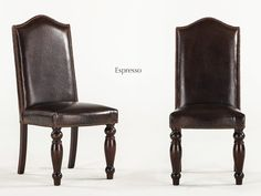 De Lucca Collection dining chairs at Accents of Salado.