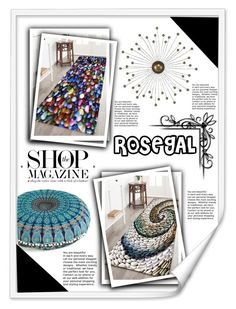 """""""#rosegal"""" by ina-z ❤ liked on Polyvore featuring interior, interiors, interior design, home, home decor and interior decorating"""