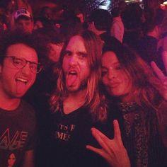 Jaredleto with friends