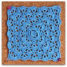 Cuadrado Crochet de Septiembre