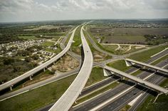 Aerial Photography for Road Development
