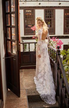 Courtesy ofGalia Lahav Wedding Dresses; Photographer: Greg Swales