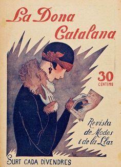 La Dona Catalana ~ c.1927