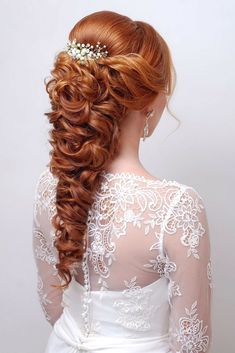 Wedding Hairstyle Breakthroughs - The Best Wedding Hair Styles For This Year. Take A Look At Our Place For More Ideas.