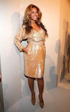 beaucute.com gold maternity dress (12) #maternitydresses