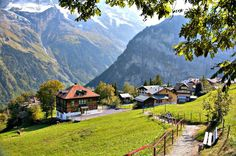 Switzerland has long been known for its breathtaking scenery, delicious cuisine, and the majestic beauty of the Alps. Though small compared to its neighboring countries, Switzerland has so much to offer for all types of travelers. The best way for visitors who are... #alpine #alps #altstatten